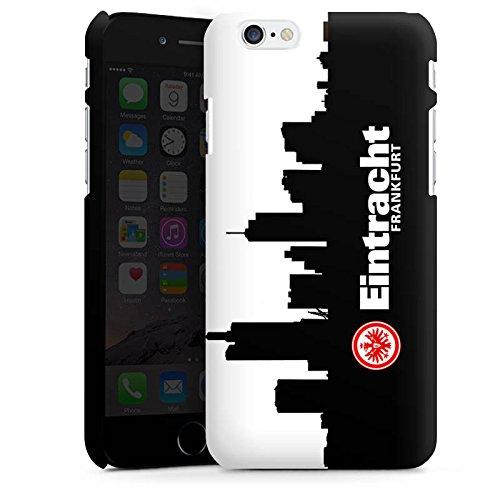 Apple iPhone 5s Hülle Case Handyhülle Eintracht Frankfurt Fanartikel SGE Fußball Premium Case matt