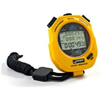 Finis 3X 300M Stopwatch - Yellow by FINIS