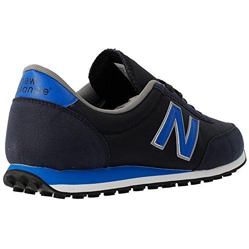 New Balance U410 D, Unisex-Erwachsene Sneaker Blau-Dunkelblau