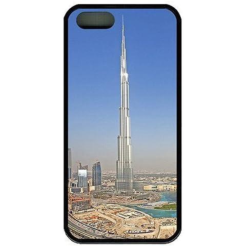 iPhone 5S Case, Burj Dubai Tower TPU