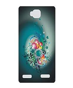 Techno Gadgets Back Cover for YU YUNIQUE YU4711