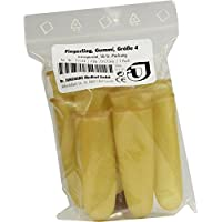 FINGERLING Gummi Gr.4 transparent 10 St preisvergleich bei billige-tabletten.eu