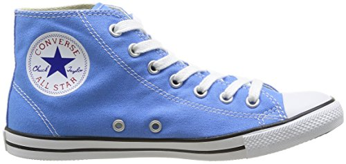 Converse As Dainty Mid, Baskets mode mixte adulte Bleu (Bleu Ciel)