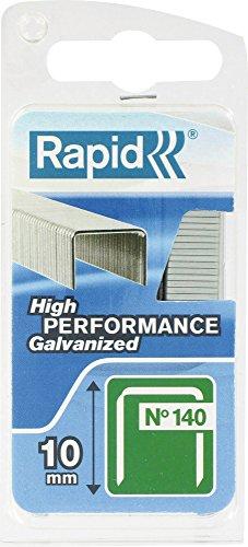 Agrafe n°140 Rapid Agraf - Hauteur 10 mm - 650 agrafes