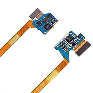 Handy-Ersatzteile , IPartsBuy USB Ladeanschluss Anschluss Flex Kabel & Mikrofon Flexkabel für LG G2 / LS980