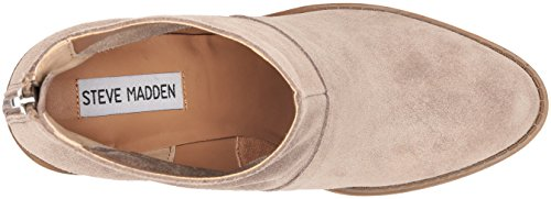 Steve Madden Shrines, Bottes Pour Dames Chsnut Taupe Suede