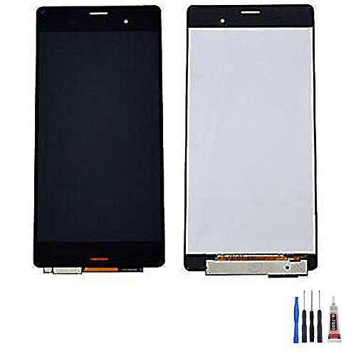 CHRONOSTOCKS Ecran LCD vitre Tactile pour Sony Xperia Z3 Noir