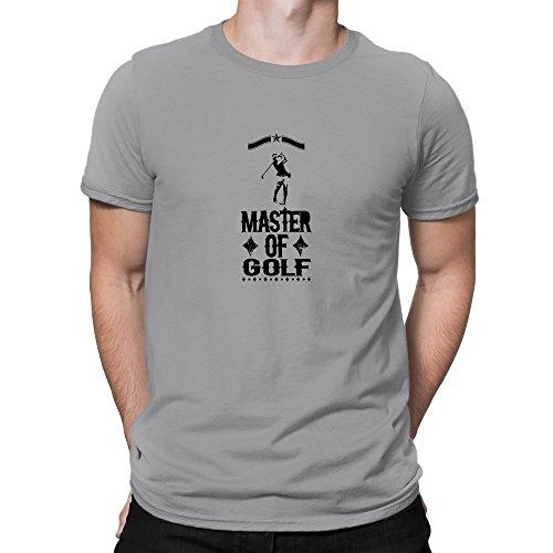 Teeburon Master of Golf T-Shirt (Shirt Masters Golf)