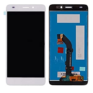 PREVOA ® ? Honor 5C - LCD Display Touchscreen Bildschirm Komplettset LCD Lens Touch Screen LCD Display Digitizer Assembly Replacement - Weiß