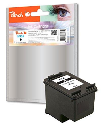Preisvergleich Produktbild Peach Druckkopf schwarz kompatibel zu HP No. 336, C9362E