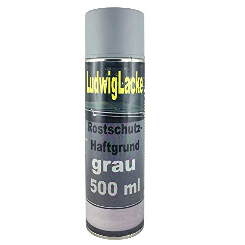 Haftgrund 1 Spray grau 500 ml je Spraydose