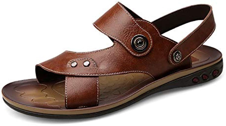 LYZGF Pantofole da Spiaggia Casual da Uomo da Estate da Uomo Moda Sandali Traspiranti   Vogue    Uomo/Donne Scarpa