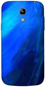 Timpax protective Armor Hard Bumper Back Case Cover. Multicolor printed on 3 Dimensional case with latest & finest graphic design art. Compatible with Samsung I9190 Galaxy S4 mini Design No : TDZ-27555