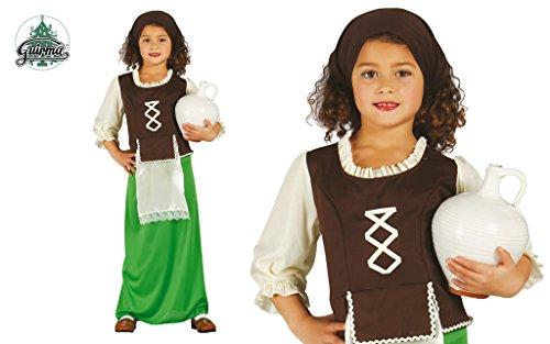 Imagen de disfraz de pastorcita verde infantil 10 12 años