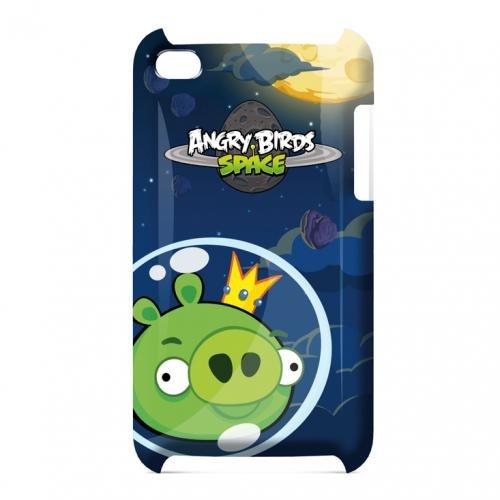 Gear4 Angry Birds Space Schutzhülle für Apple iPod Touch 4 king pig