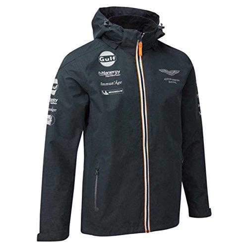 Aston Martin Rennsport 2015 Team Jacke Blau