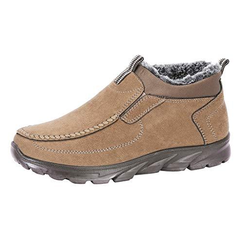 Scarpe Running Uomo Inverno Sneaker Zeppa Uomo Scarpe Sneaker Uomo Scarpe Uomo Calde Stivali Imbottiti Uomo Scarpe Traspirante Scarpe Uomo Camoscio Scarpe Uomo Platform Sneakers