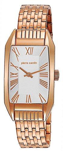 Pierre Cardin Special Collection Orologio da polso da donna al quarzo acciaio inossidabile PC104662S05