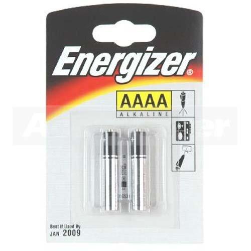 2 Aaaa-alkaline-batterien (Energizer Ultra+ LR61 Mini AAAA 1.5V Alkaline-Batterien, 2-er Pack)