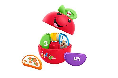 Preisvergleich Produktbild Mattel Fisher-Price DYY27 - Lernspaß Apfel