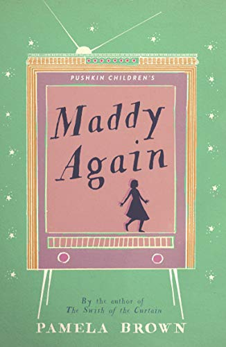 Maddy Again (Blue Door Book 5) (English Edition)