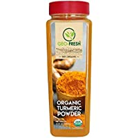 Geo-Fresh Organic Turmeric Powder -425 gm