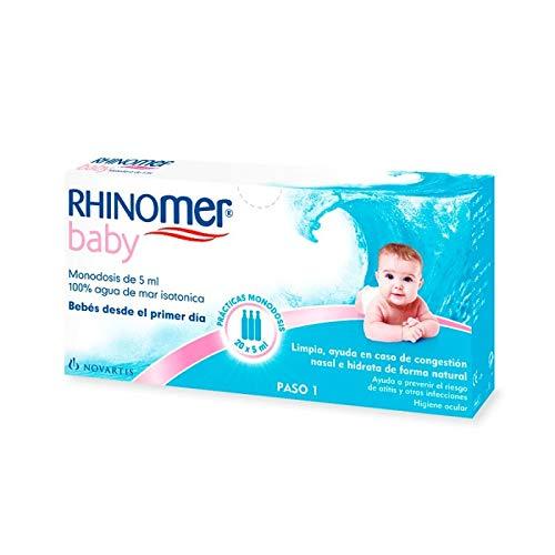Rhinomer - Agua de Mar Rhinomer Baby 20 Monodosis 5 ml