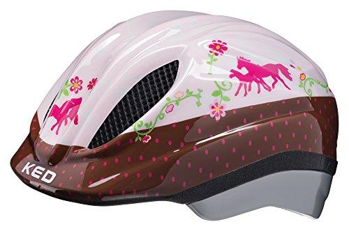 KED Meggy II Originals Helmet Kids Pferdefreunde Kopfumfang S/M | 49-55cm 2018 Fahrradhelm (Kid-bike-helm-auto)