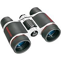 Tasco 4x30 Essentials - Prismático, blanco y negro