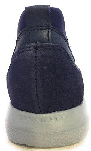 Stonefly 110631 Slip On Uomo Blu