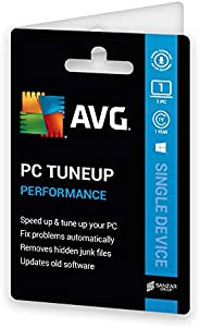AVG PC TuneUp (1 PC | 1 Year) (Activation Card)