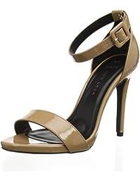 Singer Amazon Look New Marroni Cinturini shoes hQtrsCxd
