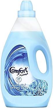Comfort Fabric Softener Spring Dew, 3L