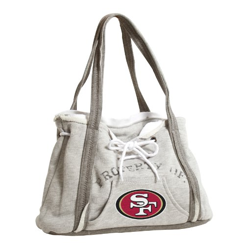 nfl-hoodie-purse-grey-san-francisco-49ers-san-francisco-49ers
