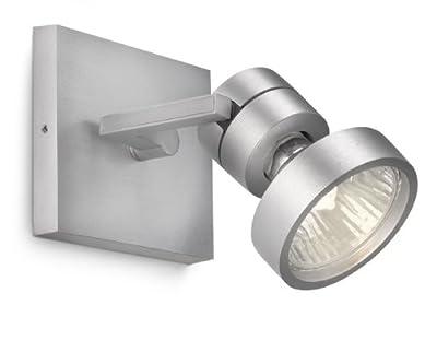 PHILIPS myLiving, Aufbauspot mit 75W, inklusive Leuchtmittel, 1-flammig 530304816 von Philips bei Lampenhans.de
