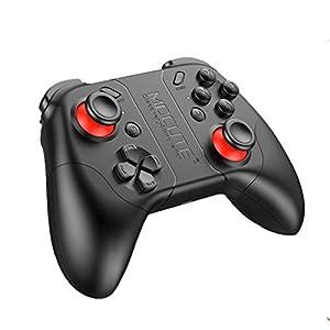 LSXX Bluetooth Mobile Spiel Griff Schalter Wireless-Controller PC-Host-Spiel Fernbedienung Eingebauter 400 mAh Batterie