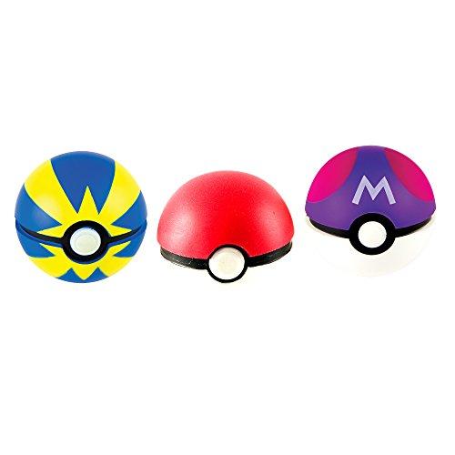 Pokémon Pokemon T19207 Action Figur (Werfen Pokemon)