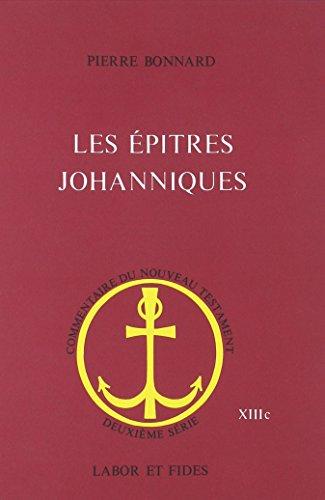 Les Epîtres johanniques par Pierre BONNARD