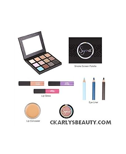 Sigma beauty - born to be collection