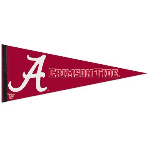 Wincraft Snack-Schale Alabama Crimson Tide Offiziellen NCAA Wand Pennant Premium by 586469 -