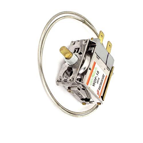 Aexit WDF-18 3 Pin 20-Zoll-Metallkabel Gefrierfach Kühlschrank Kühlschrank Thermostat (e99cd03989ca1f13a4ac55c248aad8cb) -