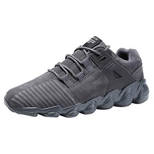 Zapatillas para Hombre,Zapatillas para Hombre,Zapatos de Seguridad para Hombre, Zapatillas de Seguridad Trabajo, Calzado de Industrial y Deportiva