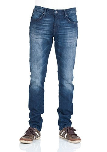 Mavi - Jeans - Skinny - Homme Bleu Bleu Bleu - Ink Brushed Ultra Move (897)