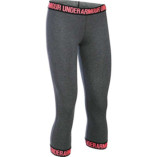 Under Armour - Collant -  donna Grey Large