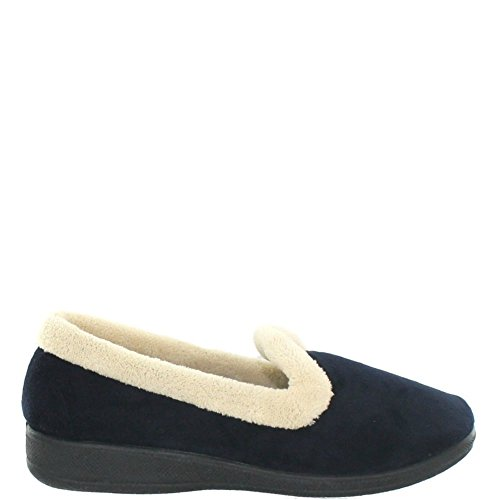 Sleepers, Pantofole donna Navy