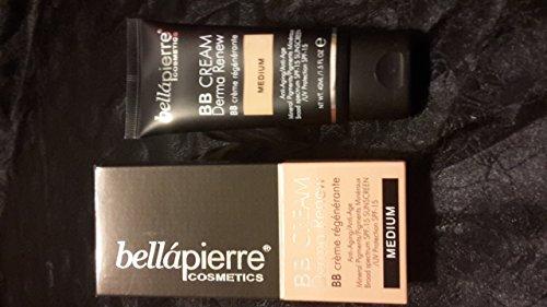 Bellapierre Cosmetics BB Cream Derma Renew medium, 1er Pack (1 x 40 ml)