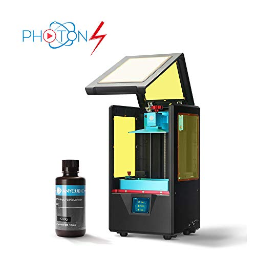 ANYCUBIC Imprimante 3D Photon S UV LCD - Format d'impression 115mm X 65mm X 165mm Impression Rapide...