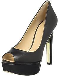 Guess Footwear Dress Open Toe, Scarpe col Tacco con Plateau Donna