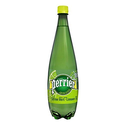 Perrier Citron Vert Eau Minérale Bouteille 1 L focus_keyword} - 41CjHbO54XL - Devriez-vous boire de l'eau en mangeant ?