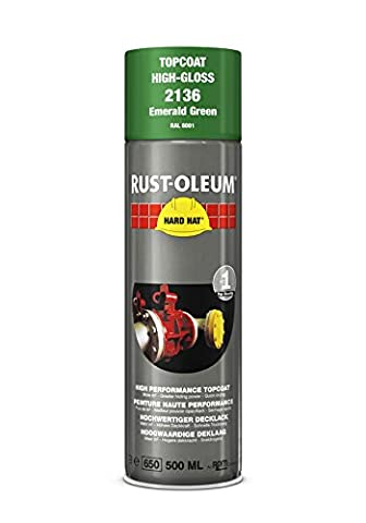 RUST-OLEUM 2136 Hard Hat Topcoat Ral-Colours, The Nr. 1 Industrial